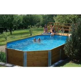 Weka 45 mm Swimmingpool Korfu 2 Sparset