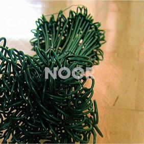 Noor Bindedraht grün