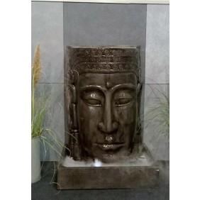 gartenselect Wasserspiel Buddha Kopf / Khmer