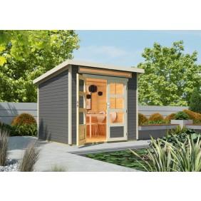 Wolff Finnhaus Gartenhaus Venlo - Aktionsmodell