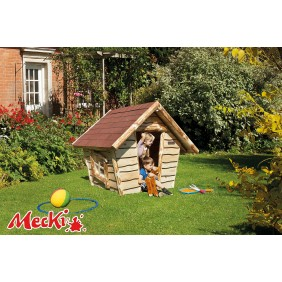 Weka Kinderspielhaus Mecki