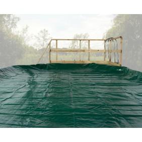Weka Abdeckplane für Pool