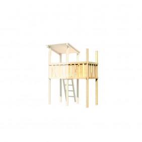 Karibu Anbauplattform für Spielturm Fidibus
