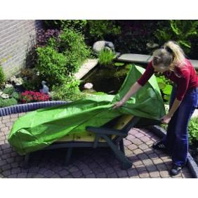 Nature Schutzhülle Rimini für Gartenmöbel Sonnenliege