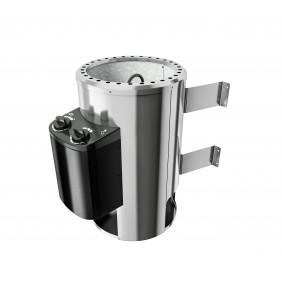 Karibu Saunaofen 3,6 kW Plug & Play mit integrierter Steuerung