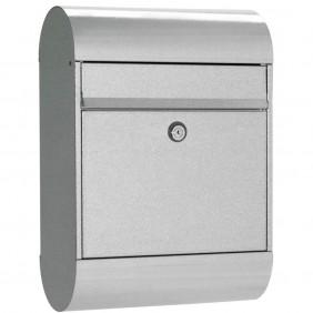 ALLUX 6000 Design Briefkasten - Stahl verzinkt