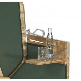 SunnySmart 2. Seitentisch klappbar für Modelle Rustikal 150 Z 280/285 Z SUN