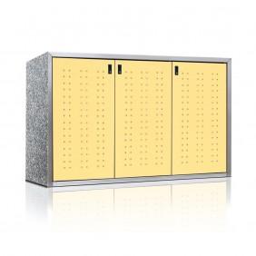 Paul Wolff Mülltonnenbox SILENT 243