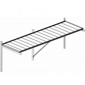 Tischgestell für KGT Gewächshäuser