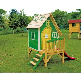 T&J Unterbau zu Kinderspielhaus FRANZI