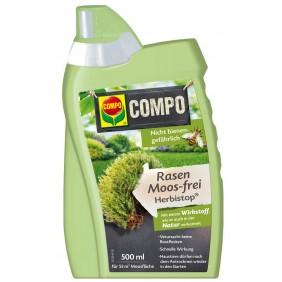 COMPO Rasen Moos-frei Herbistop® 500 ml