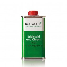 Paul Wolff Stein Edelstahl-Chrom-Pflege 500 ml