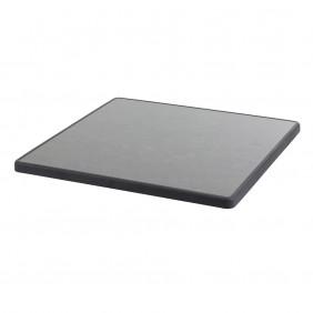 Diamond Garden DiGalit Tischplatte 70x70 Eckig, Pizarra