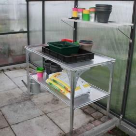 KGT Universal Aluminium Tisch