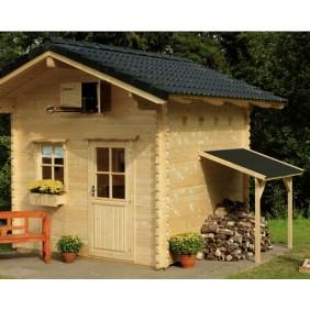 Skan Holz Schleppdach