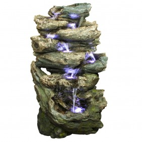 Ubbink Wasserspiel Oakland mit integriertem Wasserfall