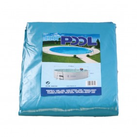 myPOOL PVC-Abdeckplane für Simple Pools