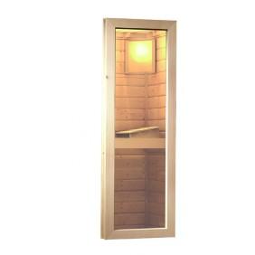 Karibu Fenster für 68 mm Saunen