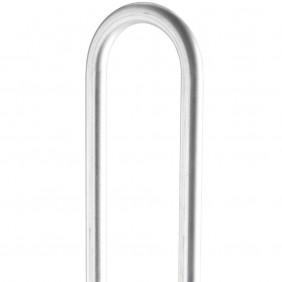 ALLUX Rohr-Ständer 1005 für Briefkasten - Verzinkter Stahl