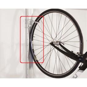 Biohort Gartenhäuser Metall CasaNova Fahrradhalter BikeMax