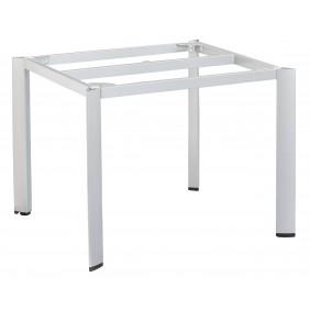 Kettler EDGE-Tischgestell 95 x 95 cm, Alu silber