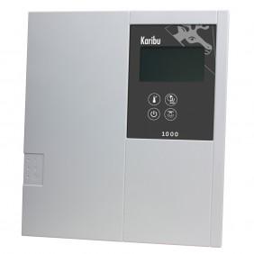 Karibu Steuergerät Classic für Saunaöfen mit 3,5-9 KW Leistung