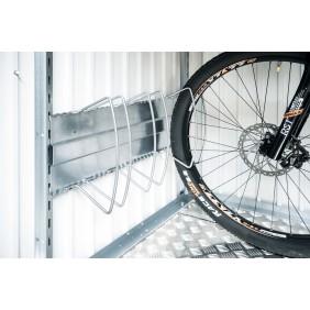 Biohort Fahrradständer bikeHolder für Gerätehäuser