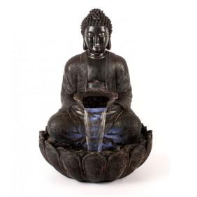Gardenforma Wasserspiel Buddha Silence