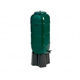 Regensammler mit Überlaufstopp für Montage an Fallrohr