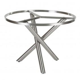 Diamond Garden Tischgestell San Marino 100 cm rund