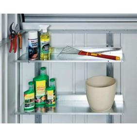 Regale-Set für Biohort Storemax 190 Metallgeräteschrank