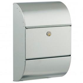 ALLUX 3000 Design Briefkasten - Verzinkter Stahl