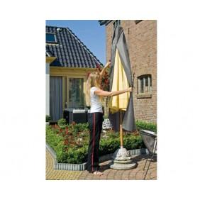 Nature Schutzhülle Palermo Lounge für Gartenmöbel Sonnenschirm 240g/m²