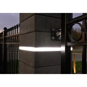 WESERWABEN Trend-Line LED-Lichtelement Kunststoffmattiert weiße LEDs