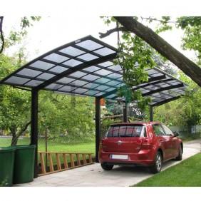 Ximax Carport Portoforte Typ 60 Tandem 982 x 270 cm