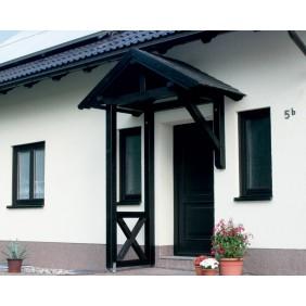 Skanholz Vordach Siegen Typ 3