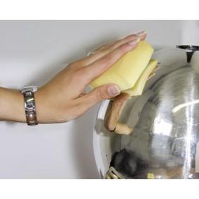 Seliger regiles Edelstahlpolitur Anwendung