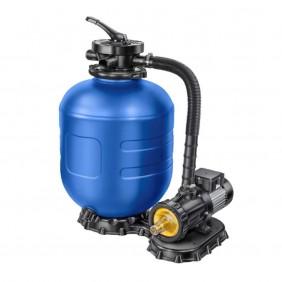 myPOOL Premium Sandfilteranlage 40-7