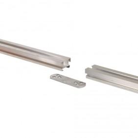 aMbooo Extensionn für Unterkonstruktion Aluminium 35 x 23 mm