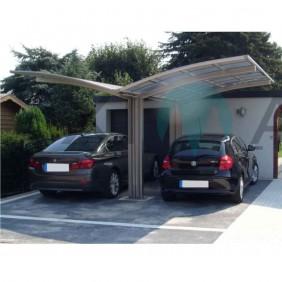 Ximax Carport Portoforte Typ 60 M-Ausführung 495 x 542 cm