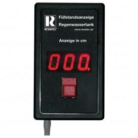 REWATEC elektronische Füllstands-Anzeige