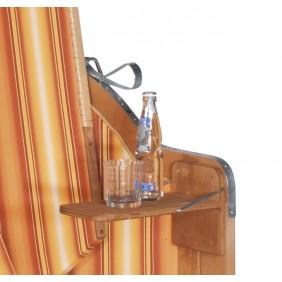 Müsing SunnySmart 2. Seitentisch klappbarfür Modelle Rustikal Basic 50 Rustikal 250 Plus und 255 Plus