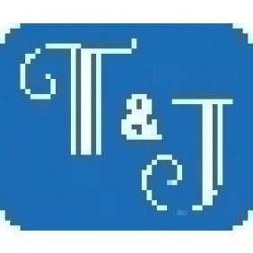 T&J NOVO Standfuß für Pfosten Ø 34mm