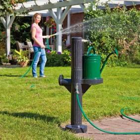 REWATEC Gartenanlage Premium BlueLine II 2600 l - Sommeraktion