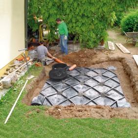 REWATEC Gartenanlage Eco - F-Line