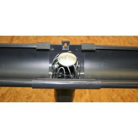 Fallrohr Laubschutz passend für DN60+DN75