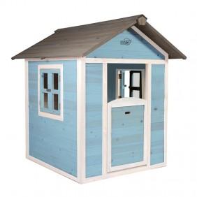 Sunny Spielhaus Lodge blau