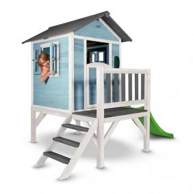 Sunny Spielhaus Lodge XL blau