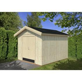 Palmako Gerätehaus Martin 8,4 m² - 18+70 mm