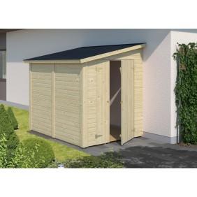 Palmako Gerätehaus Mia 3,4 m² - 16 mm